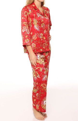 Natori N Women's Mongolia Printed Pajama