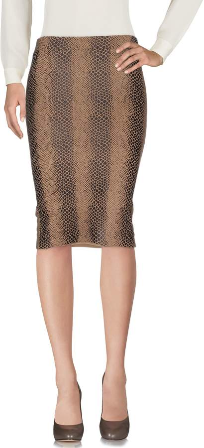 Jijil Knee length skirts - Item 35290149