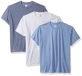 Gildan Men's 3-Pack Crew Neck T-Shirt-Big Sizes