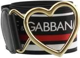 Dolce & Gabbana Heart Belt