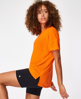 Sweaty Betty Flex Workout Tee
