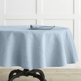 Williams-Sonoma Williams Sonoma Vine Floral Boutis Round Tablecloth