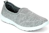 Refresh Gray Jump Slip-On Sneaker