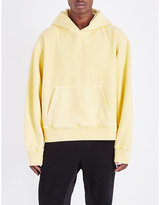 Yeezy Fleece Cotton-jersey Hoody