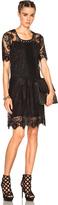 Burberry Chantilly Lace Dress