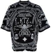 Kokon To Zai 'Church Printed' T-Shirt