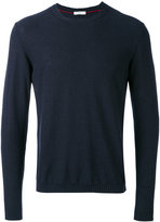 Paolo Pecora round neck jumper - men - Cotton/Polyamide - M