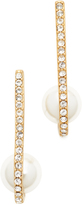 Kate Spade Shine On Imitation Pearl Cuff Earrings