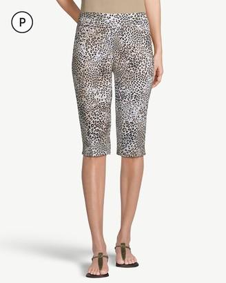 So Slimming Petite Brigitte Slim Shorts - 11.75 Inch Inseam