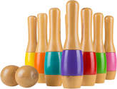Trademark 9.5In Wooden Lawn Bowling Game
