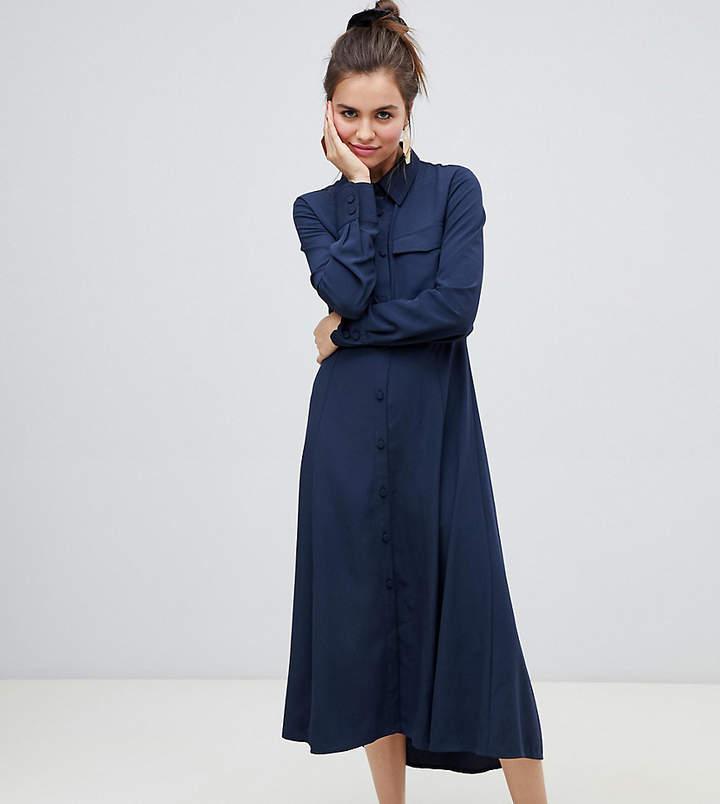 b6b35c04f011 Monki Midi Dresses - ShopStyle