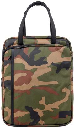 Herschel Camouflage Travel Tote Bag