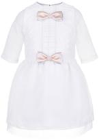 Hucklebones Embroidered Tea Dress
