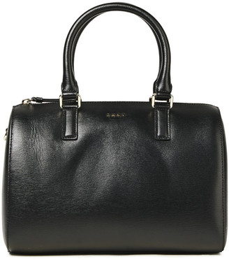 DKNY Bryant Medium Textured-leather Tote