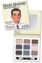 theBalm Cosmetics The Balm Cosmetics the Balm Meet Matt(e) Eyeshadow Palette