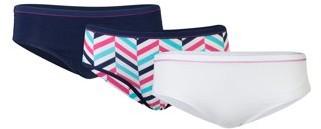 Gildan Gilden Women's Cotton Stretch Hipster Panties, 3-Pack