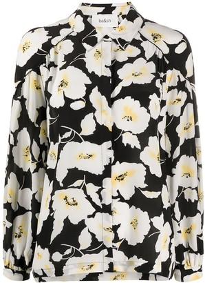 BA&SH Fantasy floral print shirt