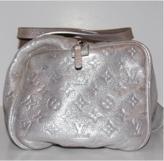 Louis Vuitton excellent (EX Silver Shimmer Comete Bag