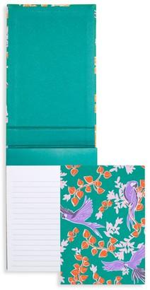 Kate Spade Bird Party Desktop Notepad