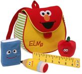Hasbro Elmo's Bookbag Playset