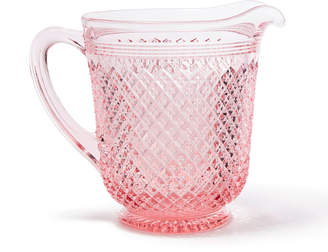 Mosser Glass Pink Glass Pitcher