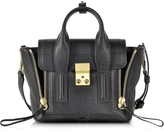 3.1 Phillip Lim Black Pashli Mini Satchel