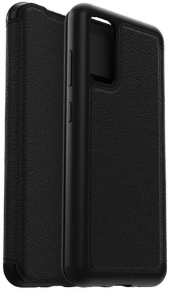 Otterbox Strada Wallet Case Cover Leather Protection for Samsung Galaxy S20 BLK