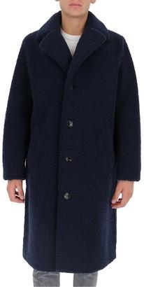 Stand Studio Frank Faux Fur Teddy Coat