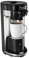 Hamilton Beach Re-Certified FlexBrew Single Serve Coffee Maker - Black R1019
