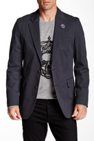 Robert Graham Gasper Two Button Notch Lapel Sportcoat