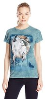 The Mountain Junior's Wolf Spirit Shield Graphic T-Shirt
