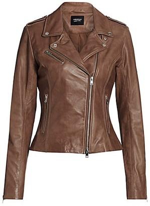 LAMARQUE Harper Leather Moto Jacket