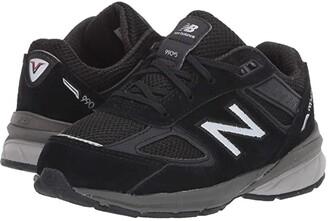 New Balance 990v5 Launch (Infant/Toddler) (Navy) Kids Shoes