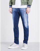 Replay Hyperfree Drawstring Slim-fit Tapered Jogging Jeans