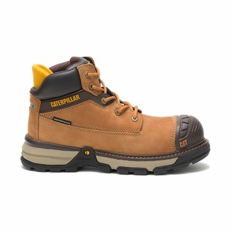 Caterpillar Women's Excavator Superlite Waterproof NT CSA Construction Boot