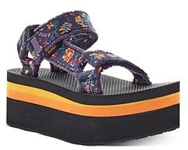 Teva x Anna Sui Women's Flatform Universal Anna Sandals