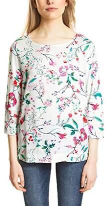 Street One Women's 3119 Longsleeve T-Shirt,6