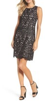 Eliza J Women's Lace Shift Dress