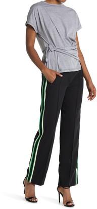 Current Air High Waist Zip Pocket Track Pants