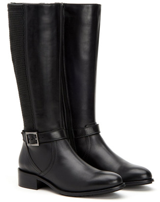 Aquatalia Orlee Weatherproof Leather Boot