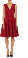 J. Mendel Women's Lace Full-Skirt Cocktail Dress