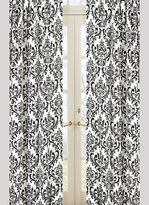 JoJo Designs Damask Print Isabella Window Treatment Panels by Sweet Set of 2