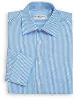Saint Laurent Regular-Fit Bengal Stripe French Cuff Dress Shirt & Gift Box