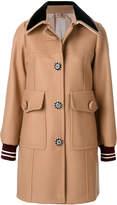 No.21 çarge pocket coat