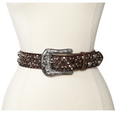 Ariat Embossed Nailhead And Stud Belt