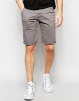 Lindbergh Chino Shorts in Gray