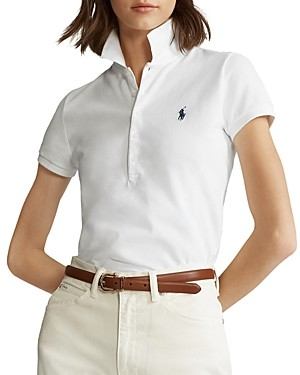 Ralph Lauren Polo Slim-Fit Stretch Polo Shirt