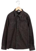 Dolce & Gabbana Boys' Denim Button-Up Shirt