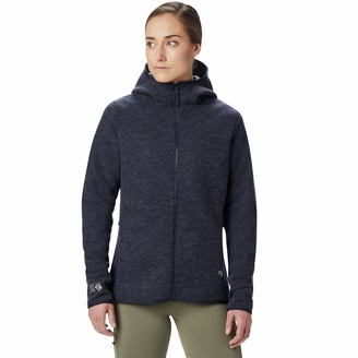 Mountain Hardwear Hatcher Full-Zip Hooded Jacket - Women's