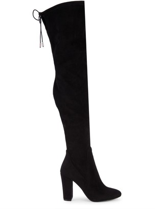 Dolce Vita Katy Suede Over-The-Knee Boots